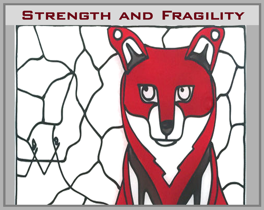 Strength & fragility Web