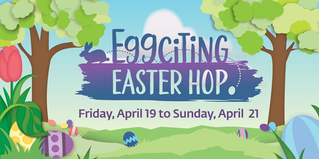 Eggciting Easter Hop